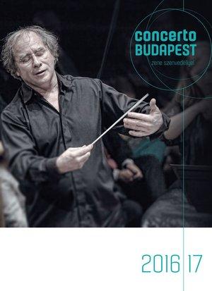Concerto Budapest Éves kiadvány 2016/17.