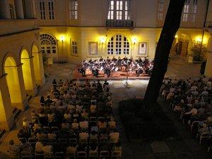 Concerto Nyárestek II. - Mozart