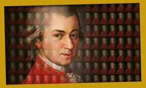 Mozart-nap 2: Várjon / Simon / Vigh / Kaczander