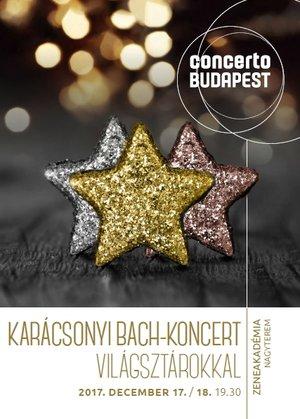 2017.12.17. - 12.18. - Karácsonyi Bach-koncert