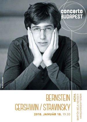 2018.01.18. - Bernstein / Gershwin / Stravinsky