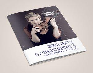 2018.11.03-11.04. - Isabelle Faust és a Concerto Budapest