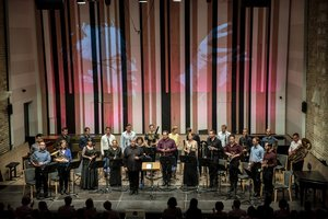 Ligeti Ensemble: Gubajdulina / Eötvös / Serei