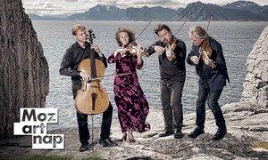 Mozart-nap 2: Engegård Quartet / Szűcs Máté