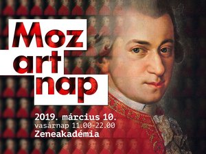Élő közvetítés a Mozart-napról