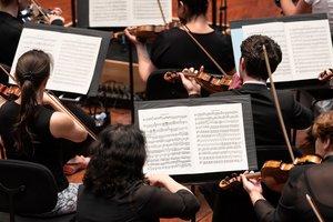 A Concerto Budapest Szimfonikus Zenekar hegedű (tutti) próbajátékot hirdet