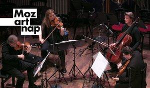 Mozart-day 6.: Flute Quartet in C major and String Quintet in G minor