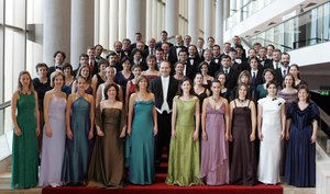 Purcell Choir and the Concerto Budapest