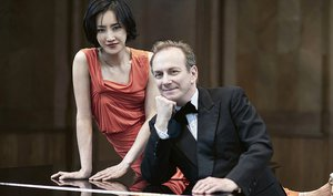 Menuhin Duo, Gábor Takács-Nagy and the Concerto Budapest No. 2