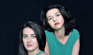 Khatia and Gvantsa Buniatishvili and the Concerto Budapest